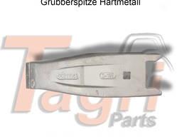 00311069 Долото посилене 80 мм Horsch