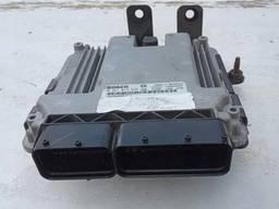 0281013845 блок управление двигателем Jeep Compass 2. 0 CRD.