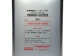 08886-02305 Оригинальное трансмиссионное масло Toyota ATF WS