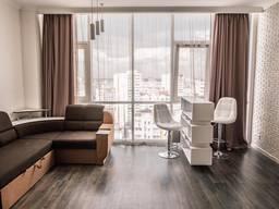 1 комнатаня квартира Сахарова с ремонтом и мебелью. Кадорр20