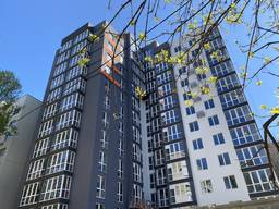 2 комнатная квартира в новом доме ЖК Восход, центр Таирова