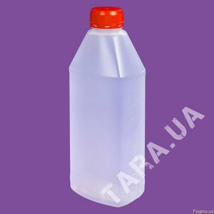1 литровая пластиковая бутылка