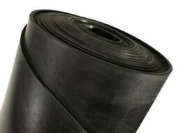 6 мм Листовая резина МБС 1, 3*3, 78