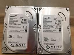 """[10шт]Hdd жёсткие диски 3. 5"""" 500gb Sata3 7200rpm для ПК"""
