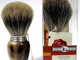 1204-14 Помазок (волос барсука) ручка-пластик Rainer Dittmar KG 1204-14