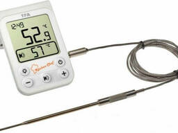 14151002 Термометр для духовки или гриля цифровой TFA. ..