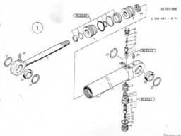 1462685 Ремкомплект гидроцилиндра O&K MH CITY