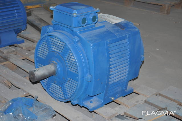 Электродвигатель Електродвигун 4амн225м4 75квт 1470об