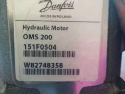151F0504 Гідромотор OMS 200 см3 Danfoss