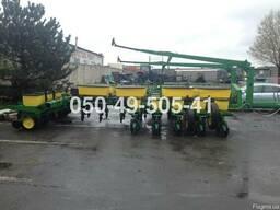 16 рядная механическая сеялка Джон Дир John Deere 7000