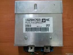 блок управления16204769 NE BPDF D95018 ЭБУ Opel Astra F 1,4