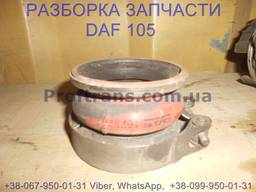 1675763 Патрубок турбины резиновый Daf XF 105 Даф ХФ 105