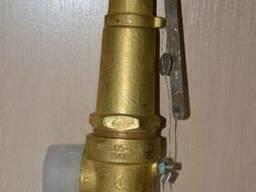 17Б5БК (УФ55105) клапан предохранительный