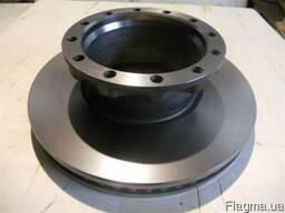 1906438 диск тормозной IVECO