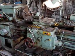 1К62 Токарно-винторезный станок, 1000 мм