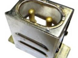 2-х контактные термостойкие разъемы (папа)