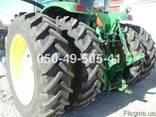 2004 г 3777 мч трактор Джон Дир John Deere 8420 из США - фото 3