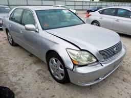 2004 Lexus Ls 430, 4.3L 8, 240492 км, Седан 4-дверный. ..