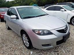 2008 Mazda 3 I, 2.0L 4, 284171 км, Седан 4-дверный. ..