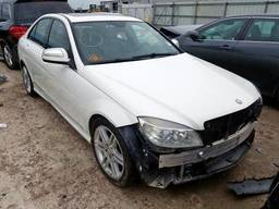 2008 Mercedes-Benz C 350, 3. 5L 6, 258935 км, Седан. ..