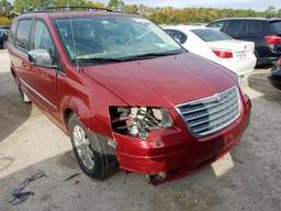 2010 Chrysler Town & Country, 4.0L 6, 298901 км...