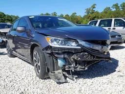 2016 Honda Accord Exl, 2.4L 4, 69485 км, Седан 4-дверный. ..