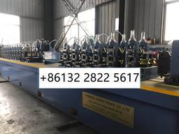 2021Высокочастотная сварочная линия для производства труб JB50 в Китай