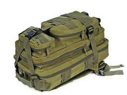 25 л. Тактический штурмовой многофункциональный рюкзак Оливковый