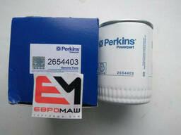 2654403 Фильтр масляный ДВС Perkins (оригинал)