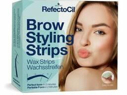 2680027 RefectoCil Brow Styling Strips для коррекции бровей (60 услуг + 30 полосок)