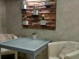 3-D панели с деревянной мозаикой, деревянное панно