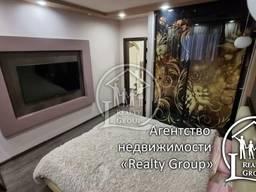 3-х комнатная чешка с ремонтом, мебелью, техникой и автономным отоплением, 2 этаж, район К