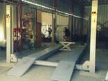 3-х тонный четырехстоечный подъемник с траверсой SR-4050 - фото 2