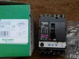 3-полюсный автоматический выключатель Schneider Electric
