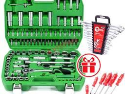 3 в-1 Набор инструментов 108ед ключи и отвертки ET-6108SP