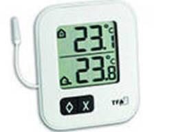 30104302 Термометр цифровой TFA Moxx, внешний проводной. ..