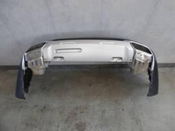 31383303 Дифузор спойлер губа заднего бампера на Volvo S90 V90