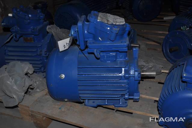 Электродвигатель 5,5квт 750об 2В взрывобезопасный