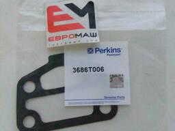 3686T006 Прокладка масляного фильтра Perkins CR81281