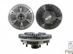 3979922 Вискомуфта вентилятора радиатора VOLVO FL6 - фото 1