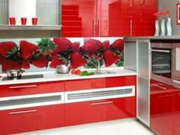3Д Фартук в кухню от производителя