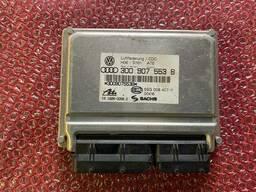 3D0907553B - Блок управления подвеской на Volkswagen Phaeton 1 поколение