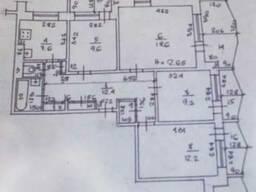 4 комнатная квартира Академика Вильямса, сотовая