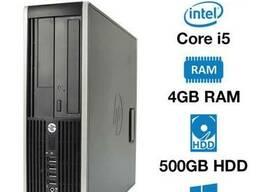 4-x ядерный системный блок HP ELITE Compaq 8300 SFF / i5-347