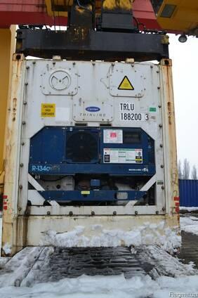40-футовый рефрижераторный контейнер Carrier