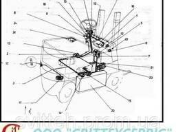 44 Электрооборудование с контакторной схемой