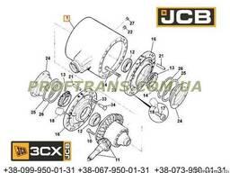 458/M3324 корпус дифференциала JCB CX3