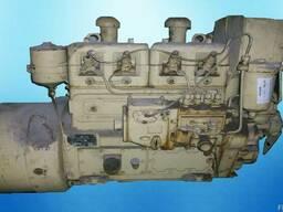 4Ч8, 5/11 (10 кВт), Д-65 (20 кВт), 4Ч10, 5/13(25 кВт), ЯАЗ-204