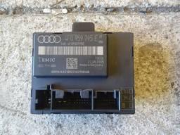 4F0959795E Блок комфорта двери задней левой на Audi A6 C6 4F