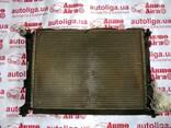 4S6H8005DA Радиатор двигателя FORD Fiesta MK6 02-08 - фото 1